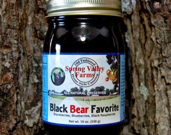 Spring Valley Farms Black Bear Favorite