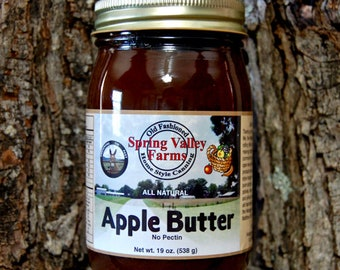Spring Valley Farms Apple Butter