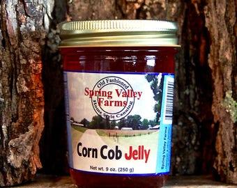 Spring Valley Farms Corn Cob Jelly     (9oz)