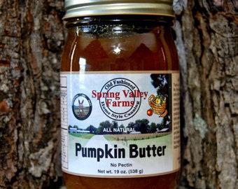 Spring Valley Farms Pumpkin Butter