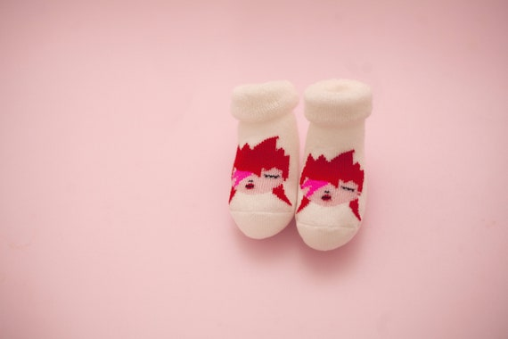 Baby socks, new-born | Organic cotton socks | Made in France | 0-1 month
