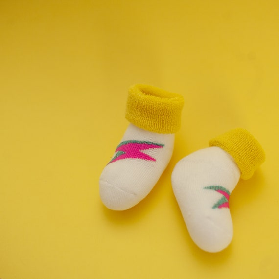Baby socks, new-born | Organic cotton socks | Made in France
