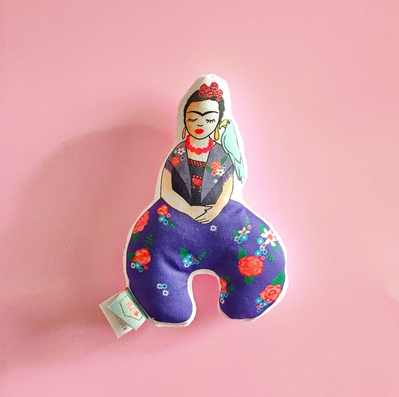 Baby rattle | Frida Kahlo | baby toy