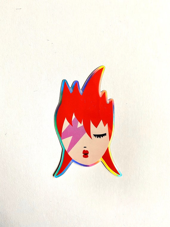 Sticker Ziggy Holographic Sticker