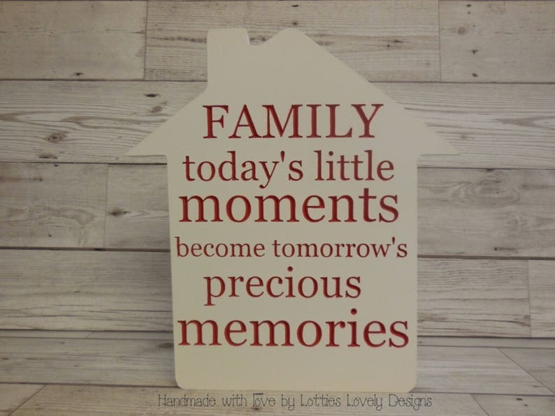 Family today's special moments become tomorrow's image 0