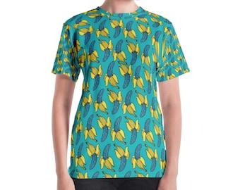 Crazy Bananas Women's T-shirt