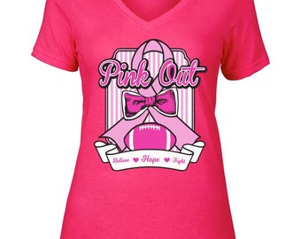 Digital file SVG and DXF  Files Breast Cancer Awareness PinkOut