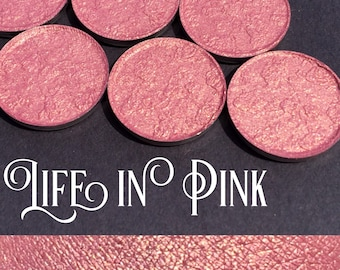 Life in Pink Pressed Eyeshadow - 26mm pan