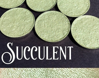 Succulent Pressed Shimmer Eyeshadow - 26mm pan