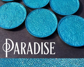 Paradise Pressed Shimmer Eye Shadow - 26 mm pan