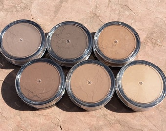 Cheek Color Bronzer and Contour Powders