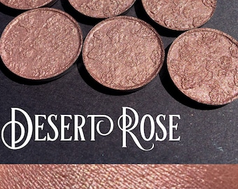 Desert Rose Pressed Shimmer Eye Shadow - 26mm pan