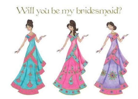 South Asian wedding Indian Bride Buri Nazar Indian Bridesmaids Bridal Shower Game Desi wedding