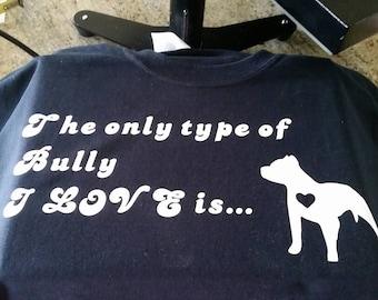 Pit Bull tee shirt, Pit Bull tank,  Bully breeds, pet lovers, pet lovers gift, pit bull lovers, bully lovers, Christmas gift, animal lovers