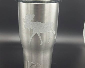 RTIC 30 oz customized stainless steel tumbers, monogram gifts, drinkware, cold tumbler,  beer cups, coke cups, personlized gifts