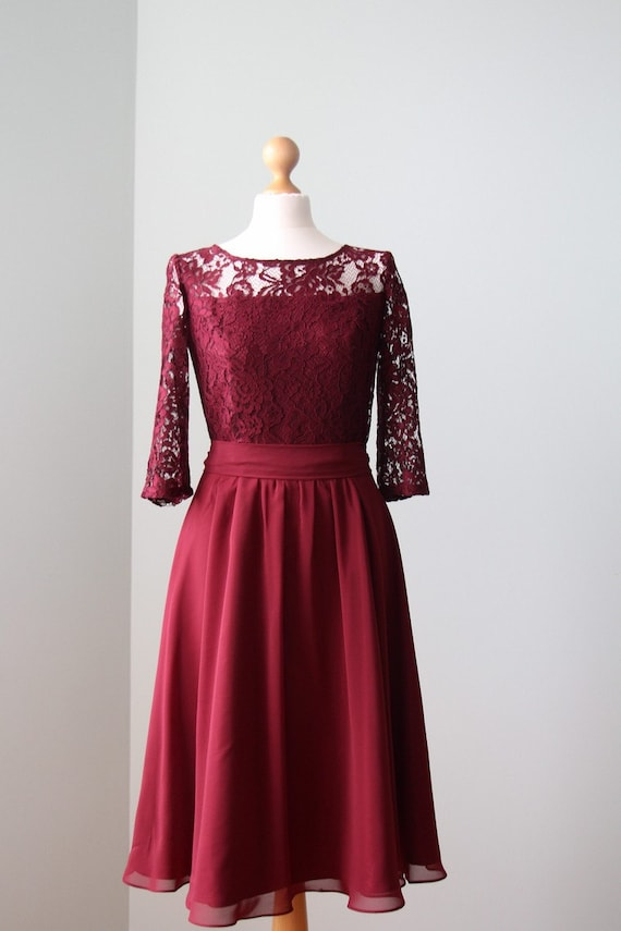 Brautjungfer kleid pastell kurz