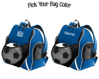 f8b56838612 Monogram Soccer Backpack