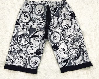 The Nightmare before Christmas boy shorts