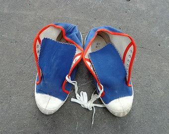 25443df74ff19 Boys' Sneakers & Athletic Shoes - Vintage | Etsy UK