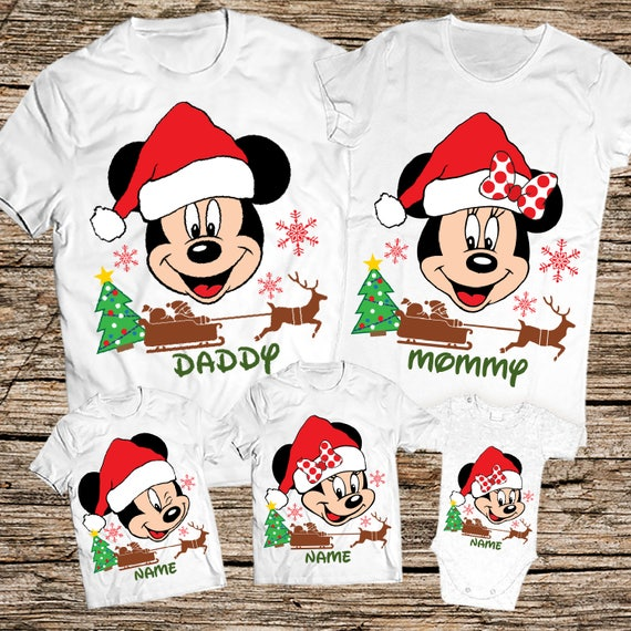 b8d51283 Disney Christmas family shirts Disney Christmas shirts   Etsy
