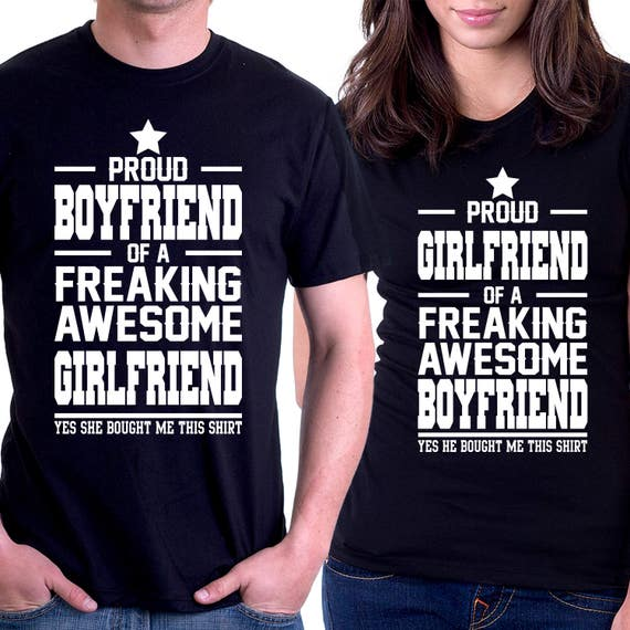 Anniversary Gifts For Men And Women Proud Boyfriend