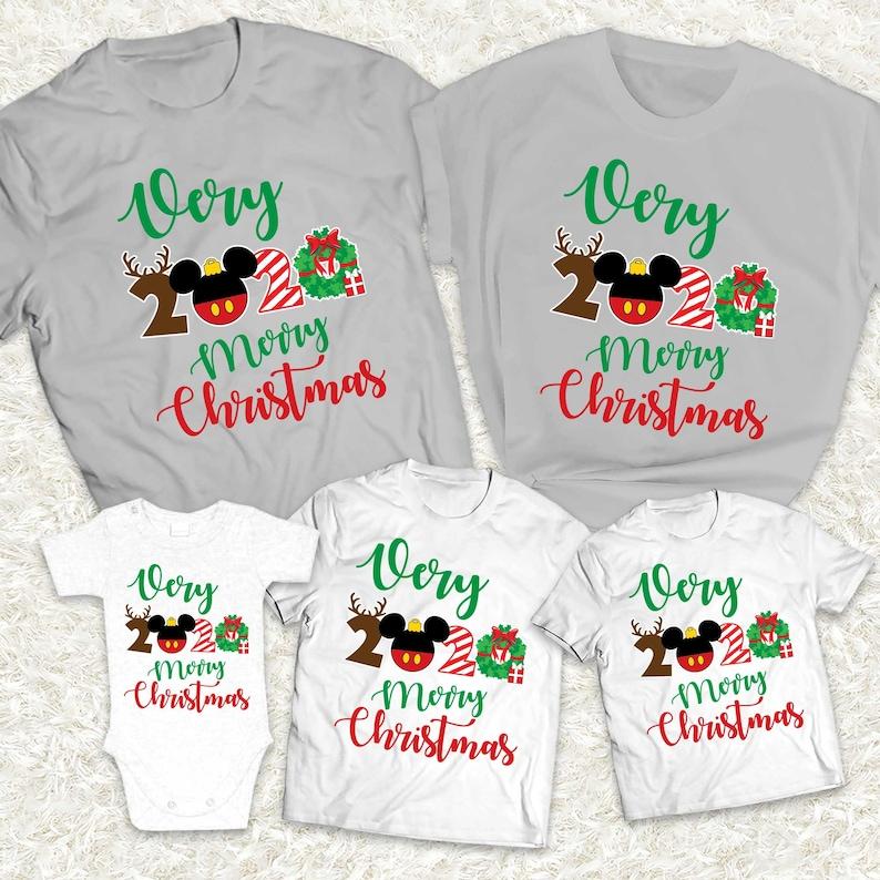 Christmas vacation shirt 2020 Disney christmas vacation 2020 | Etsy