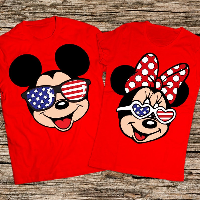 b41329f58cf2 4th of july couple shirts Disney shirts Disney couple shirt