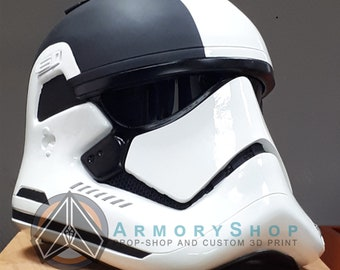 First Order EXECUTIONER Stormtrooper Helmet The Last Jedi TLJ Replica Prop