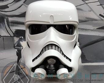 Ralph McQuarrie Stormtrooper Concept 1 Helmet Star Wars Replica Prop