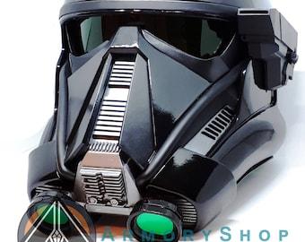 Death Trooper Helmet Mk4 Replica Prop Star Wars Stories Rogue One