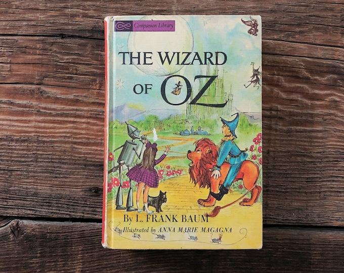 Wizard of Oz / The Jungle Book Hardcover Companion Book