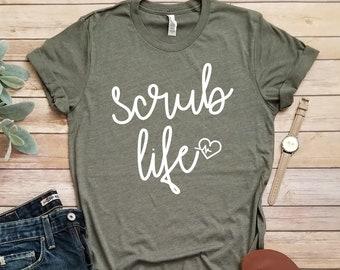 46cedf97d8aa Scrub Life Shirt