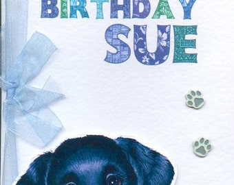 Personalised Hand-Crafted Cards