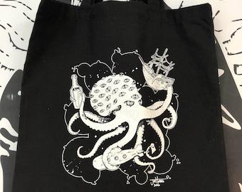 Omnipus Tote Bag by Joe Hobbs