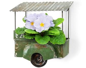 Farmhouse Wagon Planter