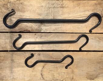 Cast Iron S Hanger Hooks
