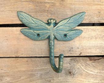 Dragonfly Wall Hook