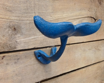 Whale Tail Wall Hook