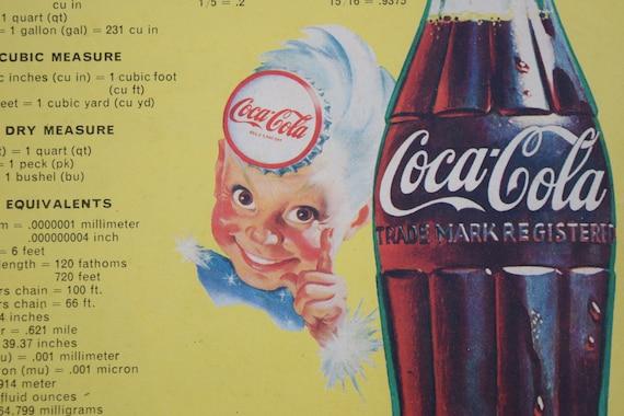 Vintage Coca Cola Advertising Note Book  NEW  and   UNUSED