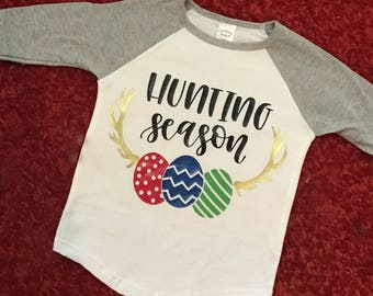 Hunting Season Easter Shirt