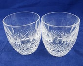 Waterford Crystal Whiskey Glass (Colleen) c1956-1986