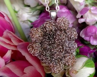 Scribbles Necklace
