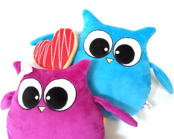 Süße Adorable Eule Plüsch Stoff Spielzeug Anhänger Hochzeit Geschenke Kinder