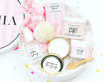 Mother Of The Bride Gift SPA GIFT SET