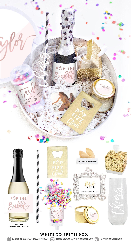 50  sc 1 st  Etsy & Bridesmaid Gift Box Bridesmaid Box Set Asking Bridesmaid   Etsy
