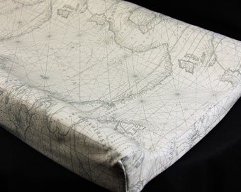 Adventure Nursery Changing Pad Cover Max/'s Map Organic Changing Pad. Map Changing Pad Cover Change Pad Changing Pad