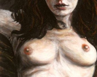 Lilith, painting