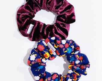 Knotty Gal Scrunchy Combo - Rita and Reese