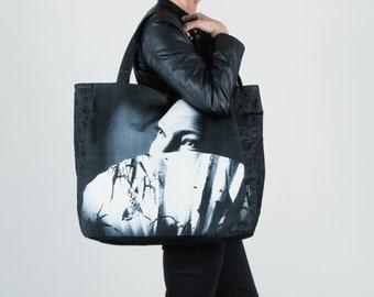 Shopper, bath bag, beach bag XXL