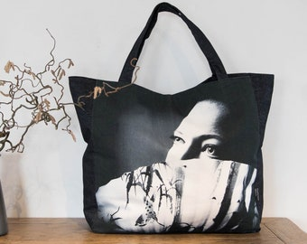 Shopper Shoulder Bag  Bath Bag XXL  Shopper XXL  Tote Bag XXL  PhotoMyVision